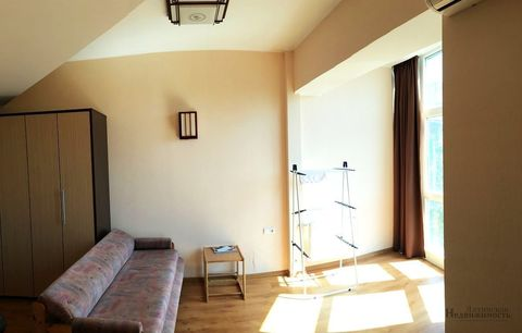 Двухкомнатная квартира с видом на море, в центре Ялты, в элитном ЖК - Фото 5