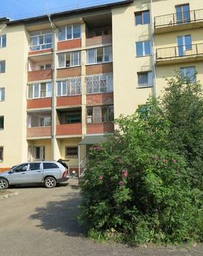 Четырехкомнатная квартира в г. Кемерово, Кировский, ул. Аллейная, 13 - Фото 1