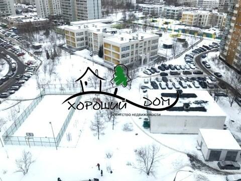 1-ная квартира в Митино,2 минуты от метро с Московской пропиской! - Фото 3