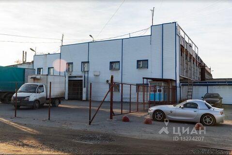Склад в Челябинская область, Челябинск Троицкий тракт, 19 (5600.0 м) - Фото 1