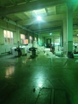 Предлагаем в аренду склад пр-во 3500 кв.м - Фото 1