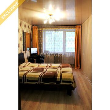 Продается 4-комнатная квартира г. Пермь, ул. Серпуховская, 6 - Фото 4
