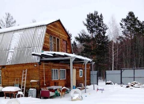 Продажа дома, Иркутск, СНТ Рябинка - Фото 1