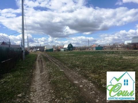 Земельный участок 15 соток д. Алферово Чеховский район - Фото 4