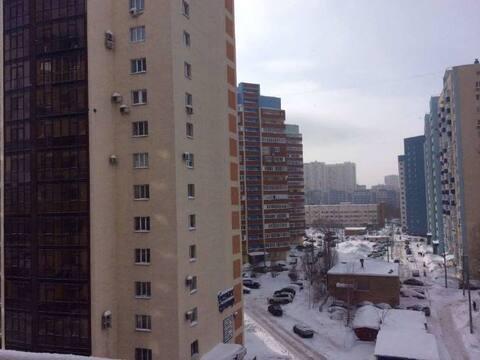 Продажа однокомнатной квартиры на Молодежной улице, 14 в Самаре, Купить квартиру в Самаре по недорогой цене, ID объекта - 320163179 - Фото 1