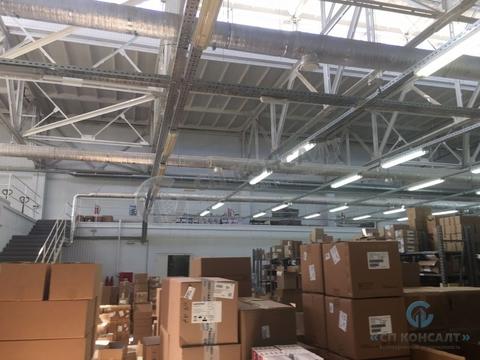 Сдам склад класса В на Промышленном проезде - Фото 3