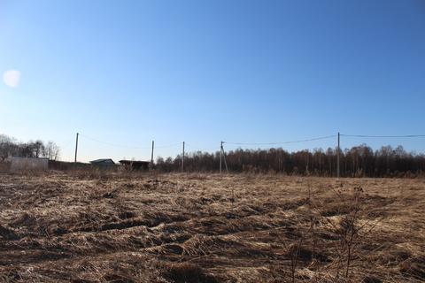 Участок 12 соток д. Новлино, Угличское направление 14 км. от Ярославля - Фото 4