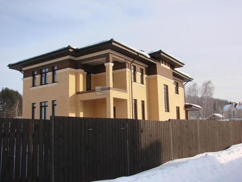 Дом 348 кв.м, Участок 22 сот. , Волоколамское ш, 39 км. от МКАД. - Фото 1