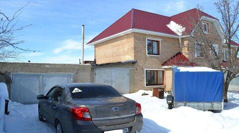 Пол-дома в Самородово, баня,2 гаража, погреб, кирп.сарай, хлев, сеновал. - Фото 4