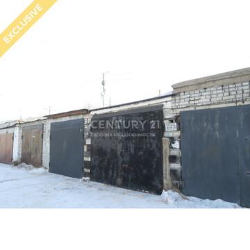 Капитальный Гараж 20а квартал по у. Лебедева - Фото 1