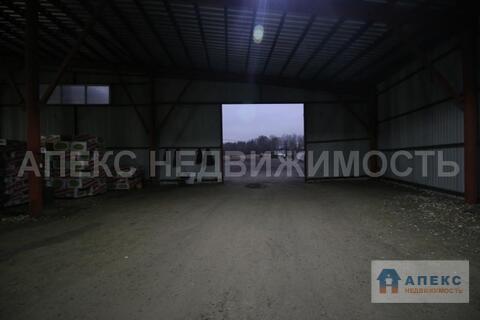 Аренда помещения пл. 3800 м2 под склад, офис и склад Обухово . - Фото 5