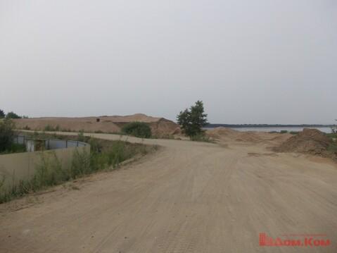 Продается часть берега р. Амур, пром. назначения, склад песка. - Фото 2