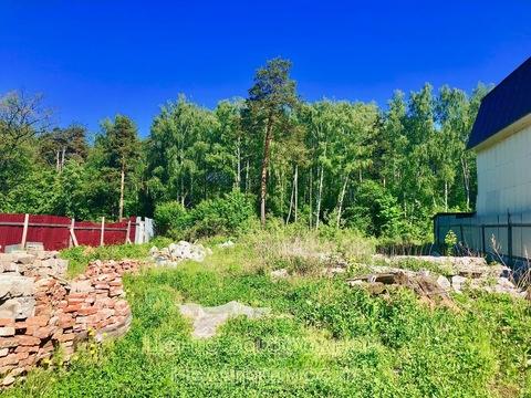 Участок, Щелковское ш, 1 км от МКАД, Балашиха. Участок 12 соток для . - Фото 1