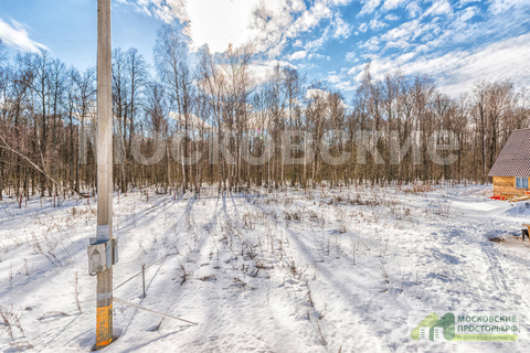 Продается земельный участок г Москва, поселение Вороновское, тер ДНП . - Фото 1