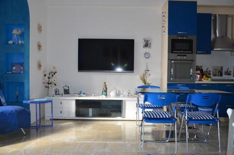 Видовая 2-к.квартира в новом престижном комплексе в Ялте - Фото 3