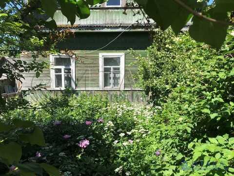 Продажа дома, Домашово, Кингисеппский район - Фото 1