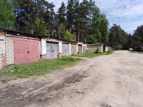 """Кирпичный гараж в ГСК """"Дружба"""" 17 кв.м. - Фото 1"""