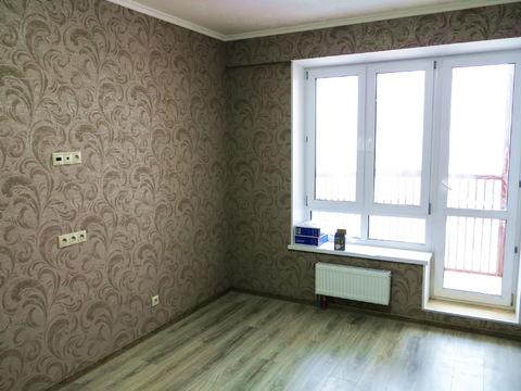 1-комнатная квартира 38.2 кв.м, с евро ремонтом. - Фото 1