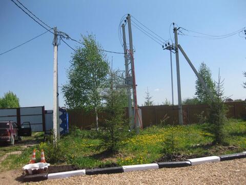Участок 11 сот. , Новорижское ш, 50 км от МКАД дер. Иглово - Фото 4