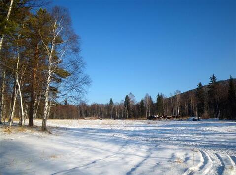 Земельный участок в поселке Листвянка - Фото 1