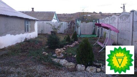 Два дома на участке 11 соток, село Тенистое. - Фото 1