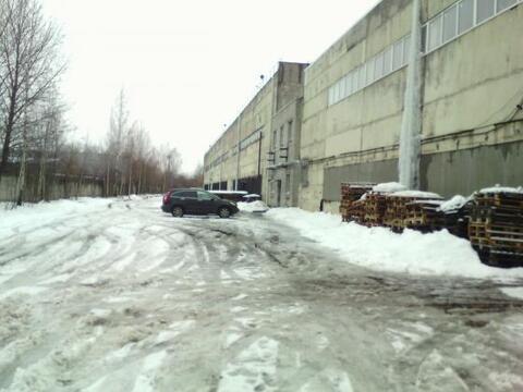 Производственно складская база в г.Санкт Петербург - Фото 2