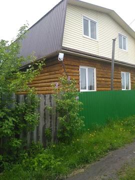 Продам 2-этажн. дачу 142 кв.м. Московский тракт - Фото 1