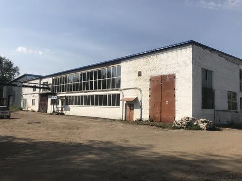Сдается производственно-складское помещение 2000 кв. м. - Фото 1