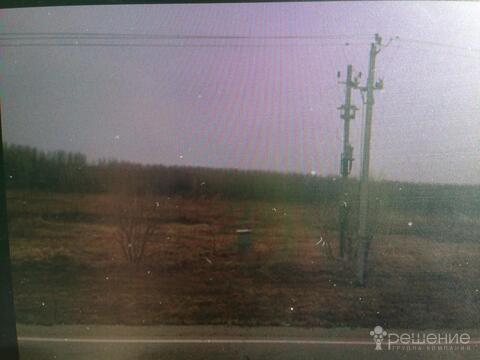 Продается земельный участок, с. Краснореченское, Объездная на Заимку - Фото 1