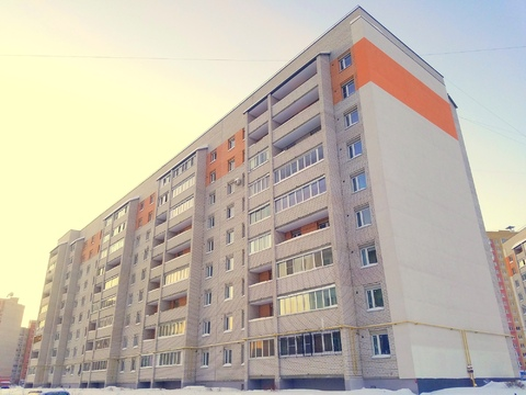 Продажа 1-комн. квартиры, 40 м2, этаж 9 из 9 - Фото 1