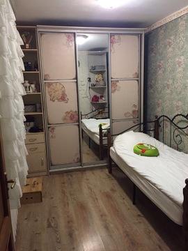 Продается просторная 4 комнатная квартира в центре города Пушкино, ул. - Фото 5