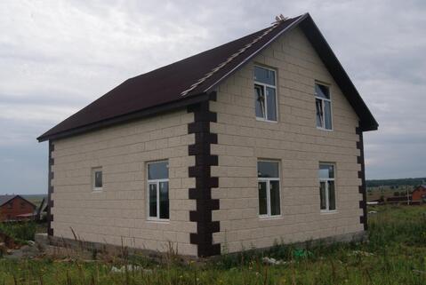 Продаётся новый 2 этажный зимний дом в районе города Переславль-Залесс - Фото 1