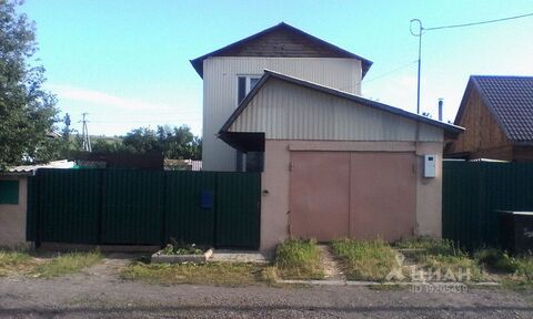 Продажа дома, Абакан, Ул. Буденного - Фото 1