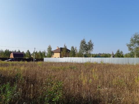 Большое Петровское д, участок 15 соток, знп для ИЖС, свет подведен. - Фото 5