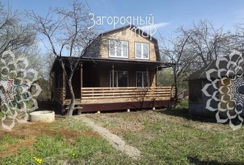 Продам дом, Горьковское шоссе, 40 км от МКАД - Фото 1