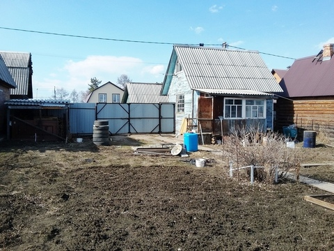 Продаю дачу в Иркутске - Фото 1