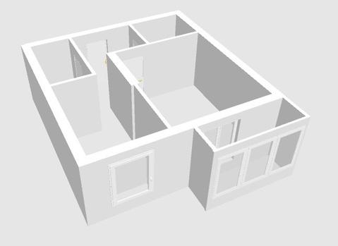 1 комнатная, Столичный - Фото 1