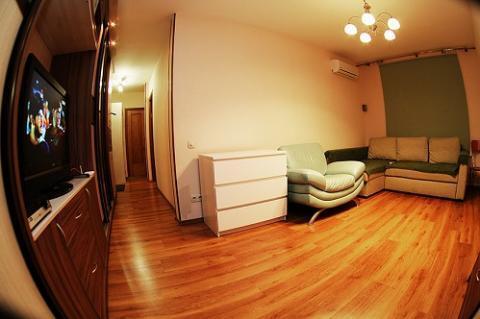 3-х квартира посуточно бизнес класс м.Смоленская - Фото 3