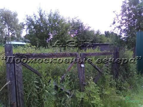 Новорижское ш. 5 км от МКАД, Ивановское, Участок 6 сот. - Фото 1