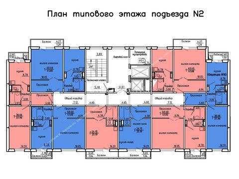 Продам 1 комн 37.96 Покровский д 6а