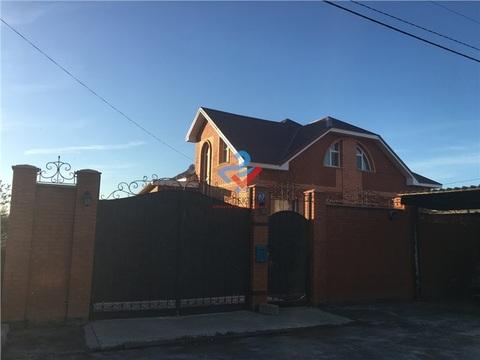 Продается коттедж 231 кв.м в Уфимском районе с.Нижегородка - Фото 1
