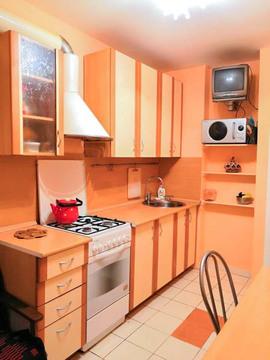 Сдается 3-х комнатная квартира 70 кв.м. ул. Маркса 49 на 3 этаже. - Фото 1