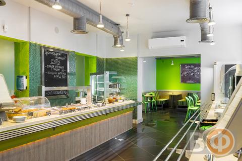 Прибыльное кафе-столовая в центре. м. Технологический Институт