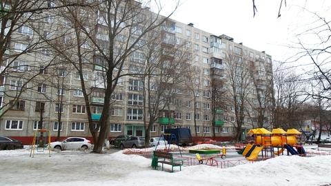 Продам 4-к квартиру, Подольск г, Пахринский проезд 12 - Фото 1