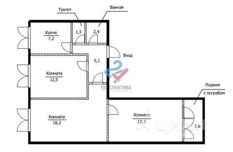 Продажа квартиры, Уфа, Ул. Богдана Хмельницкого - Фото 1