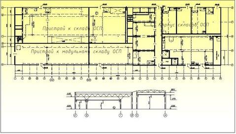 Сдам производственно-складской корпус 8 295 кв.м. - Фото 2
