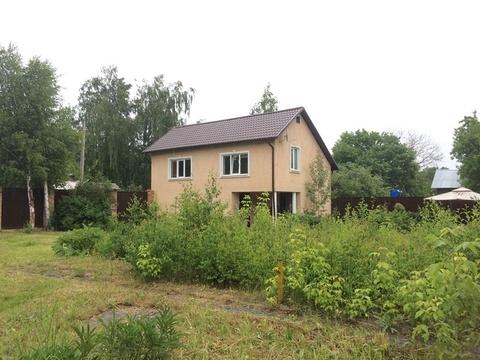 Продам участок с домиком 20 км. от МКАД - Фото 1