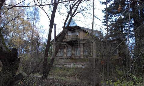 Дом из бревна 90 м2, на участке 9 соток, Ярославское шоссе, 14 км от . - Фото 3