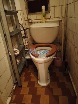 Продаётся комната 17 кв м в двухкомнатной коммунальной квартире, расп - Фото 5