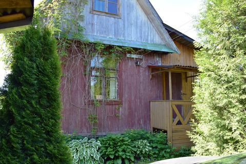 Продается ухоженный дачный участок С домом, баней, теплицей И колодцем - Фото 4